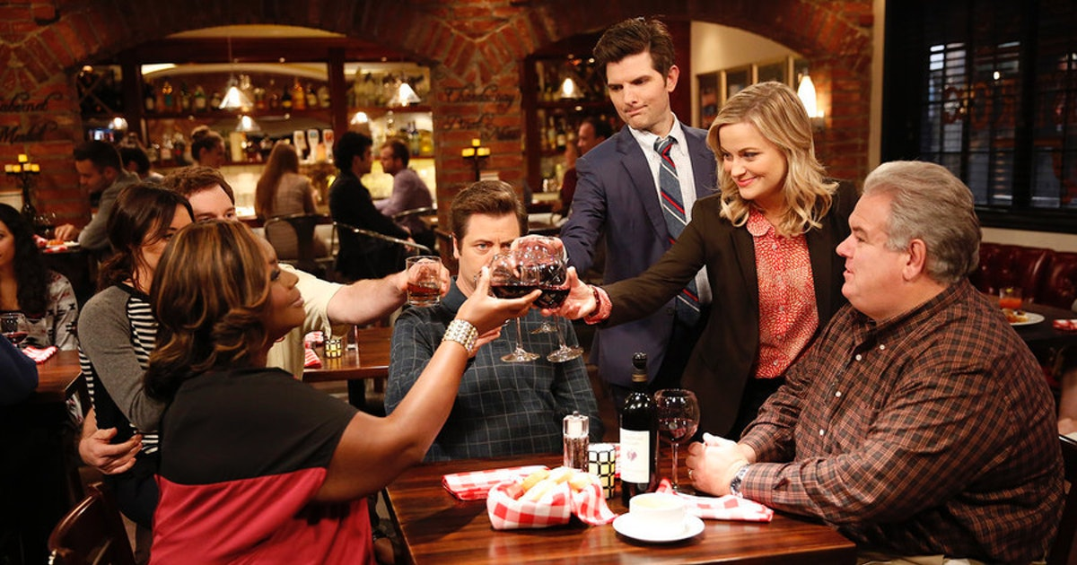 parks  rec gave    crazy pawnee traditions