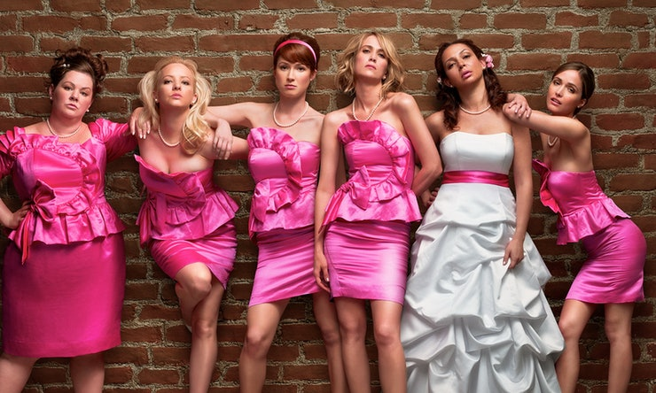 11 ugly bridesmaid dresses from tv and movies that will make you 11 ugly bridesmaid dresses from tv and movies that will make you happier about your own junglespirit Gallery