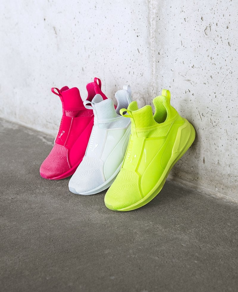 designer fashion f8ec1 a7c5a yellow pumas, Puma Shoes & Clothing - Up to 90% off Discount ...