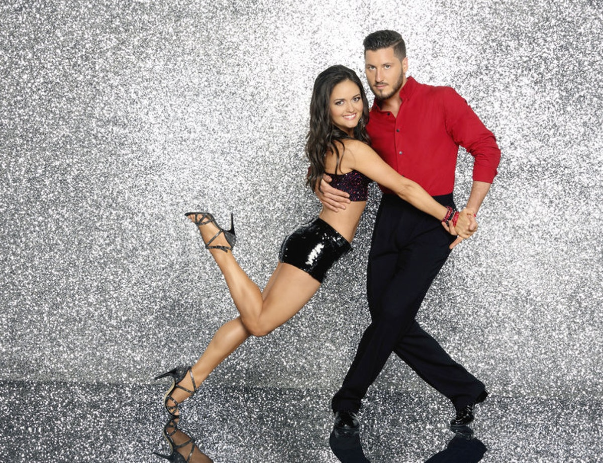 Val and janelle dating dwts