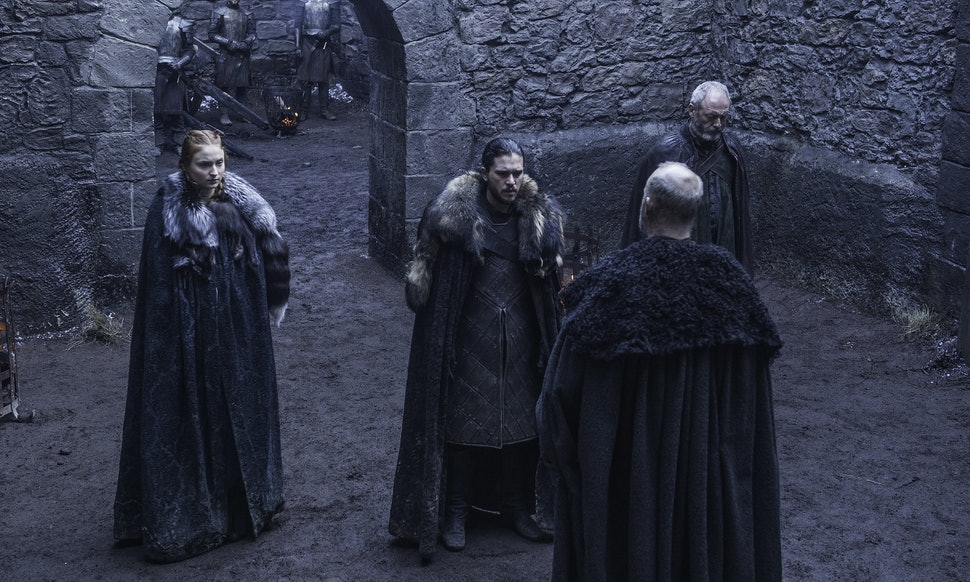 Mormont S Letter About Army Of The Dead