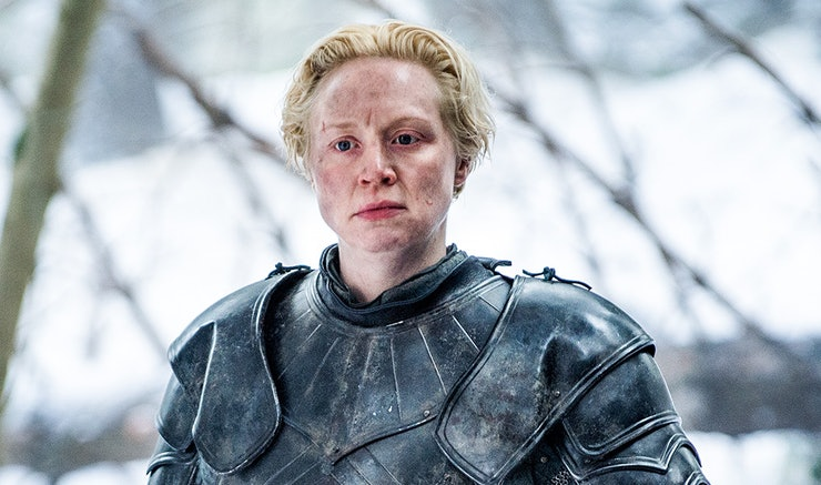 brianne from game of thrones