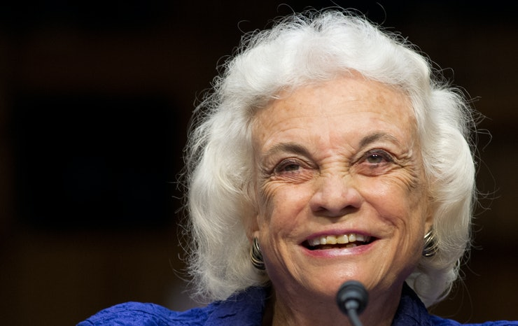 Sandra Day O Connor Quotes Classy 12 Sandra Day O'connor Quotes To Celebrate The 35 Year Anniversary