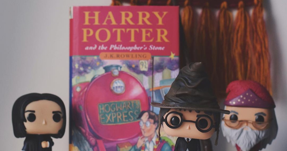Mother S Day Gifts For The Ultimate Harry Potter Fan
