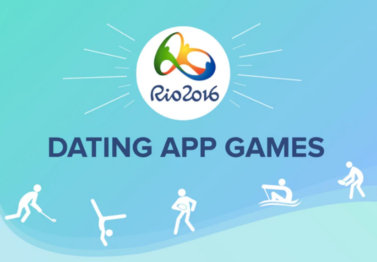 Dating app at olympics
