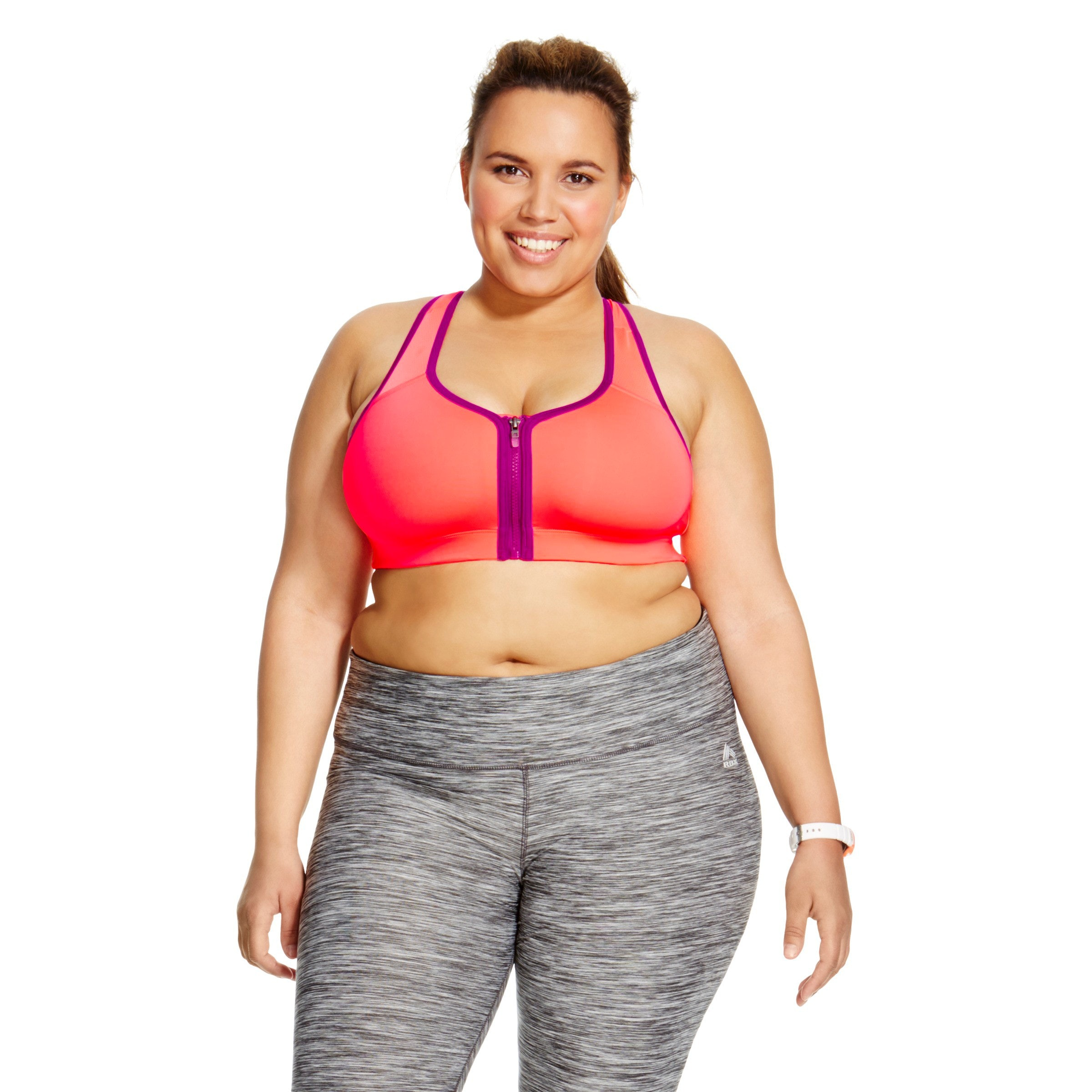 15 Cute Plus Size Sports Bras That Won't Make Working Out A ...