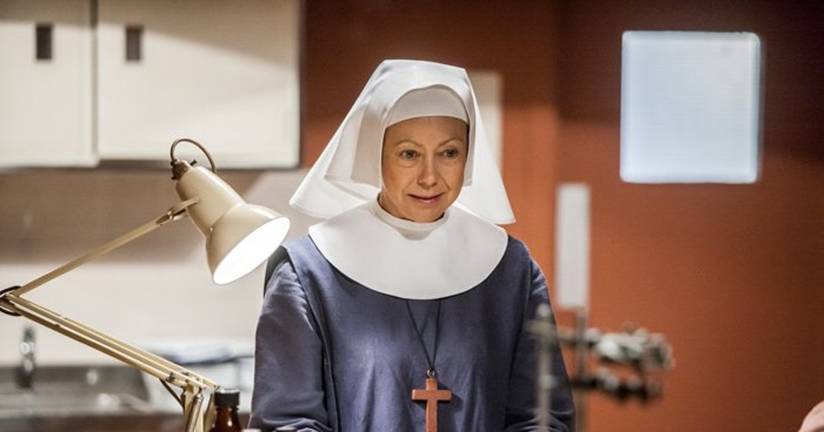 Bowman Auto Center >> 'Call The Midwife' Star Jenny Agutter On The Real Women