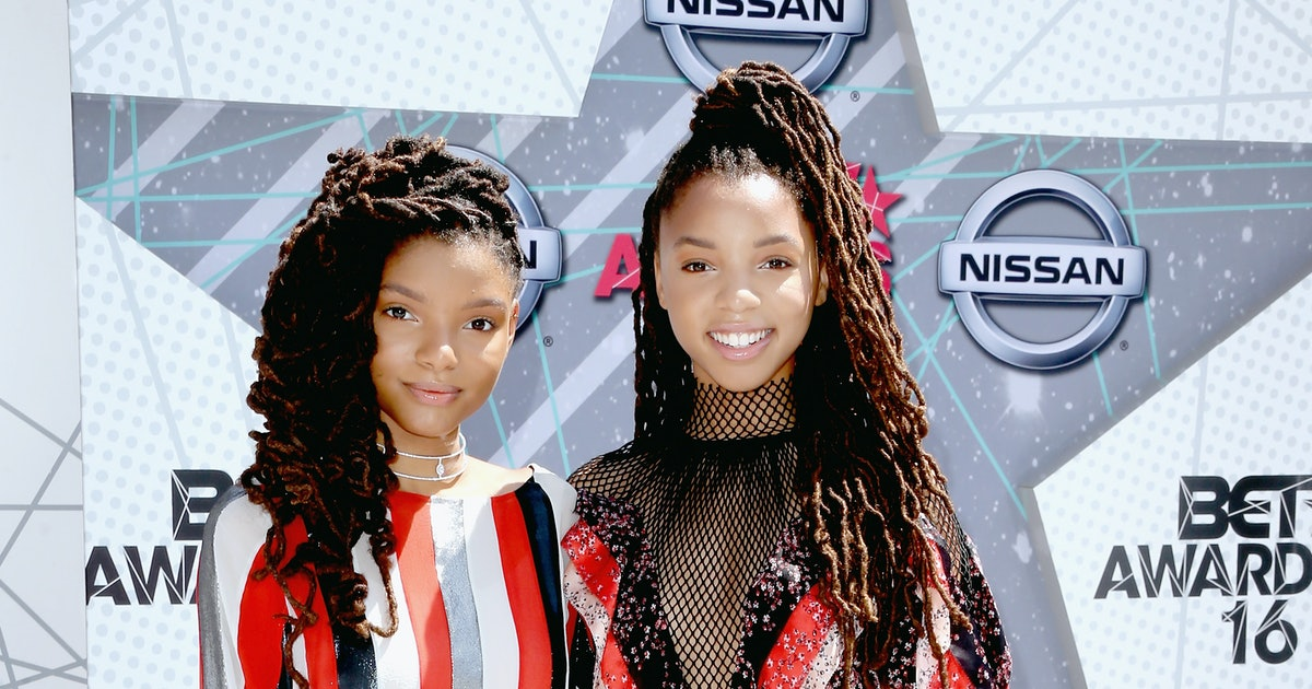 Chloe X Halle At The 2016 Bet Awards Pulled A Noughties