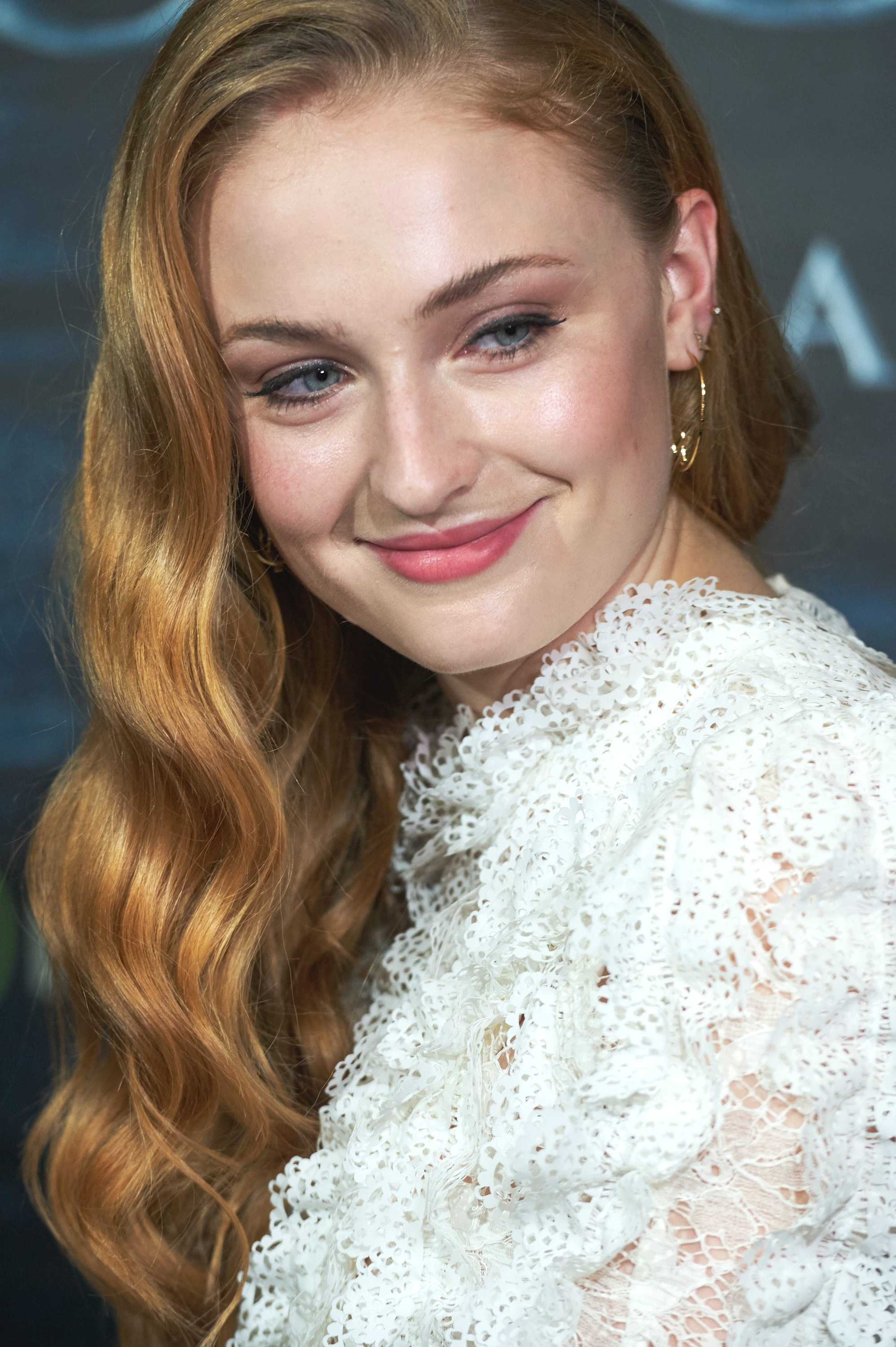 Sophie Turner Red Hair  Wwwpixsharkcom  Images Galleries With A Bite