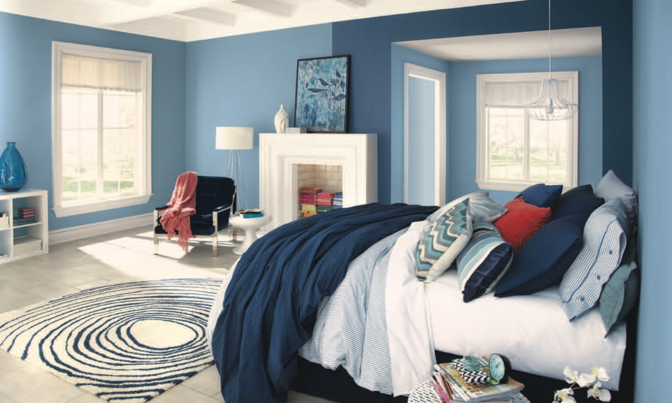 How to paint your walls to make any space look bigger - Paint to make room look bigger ...