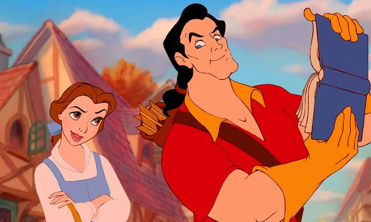 Things You Never Noticed In Beauty And The Beast - 14 hidden things movies youve never noticed