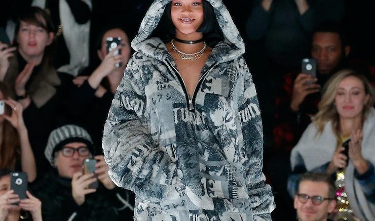 Rihanna Puma Collection