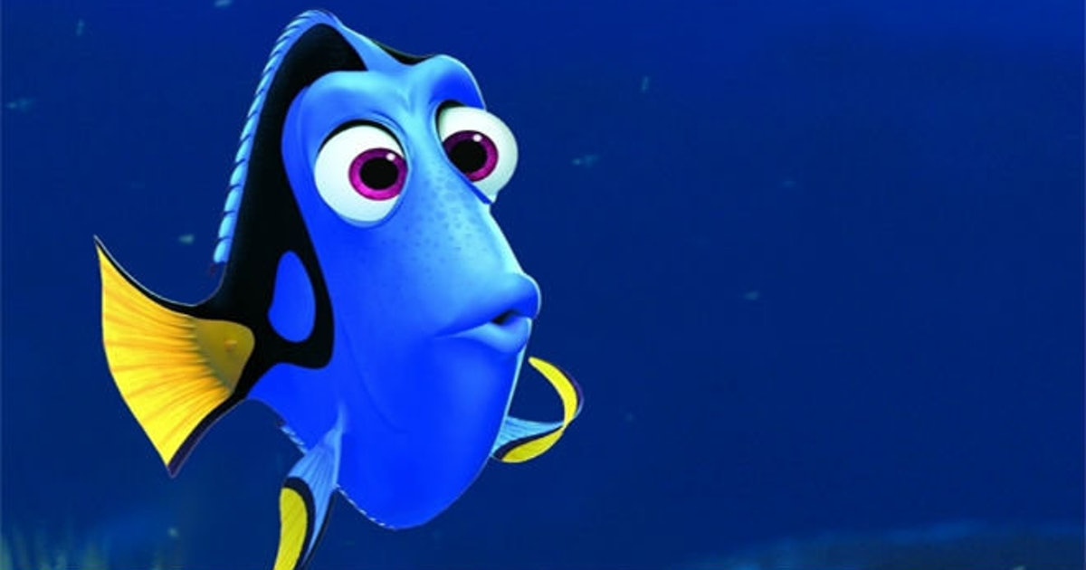 the psychology of finding nemo