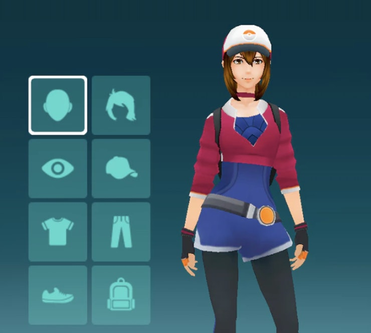 how to change your name in pokemon go