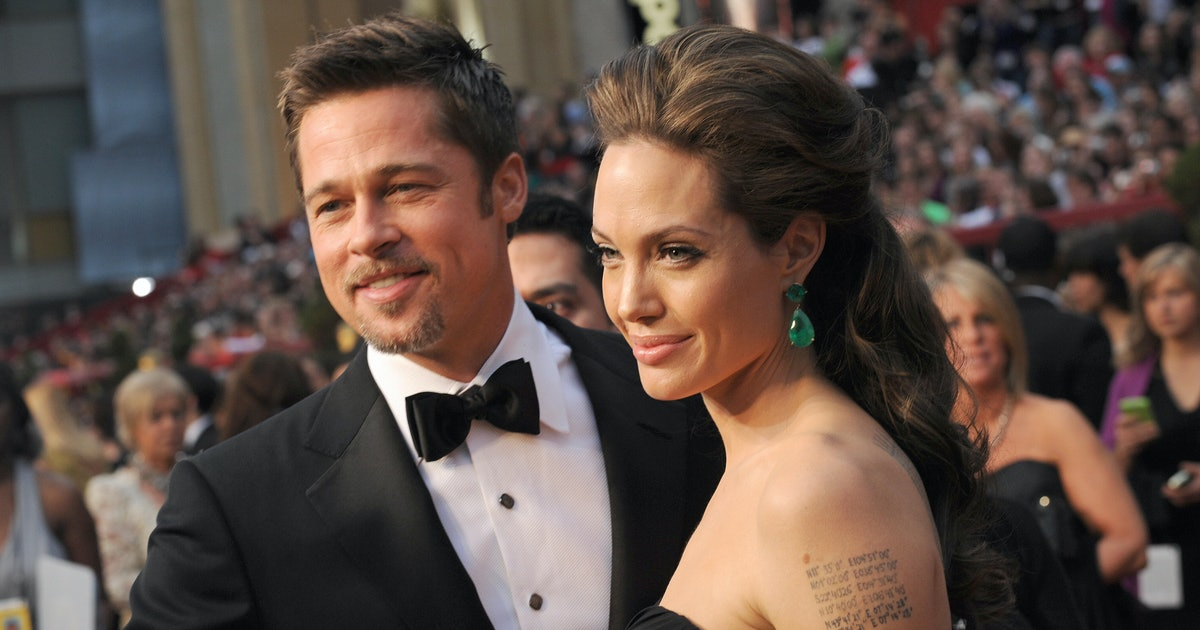 Will brad pitt angelina jolie change their tattoos only for Tattoo removal augusta ga