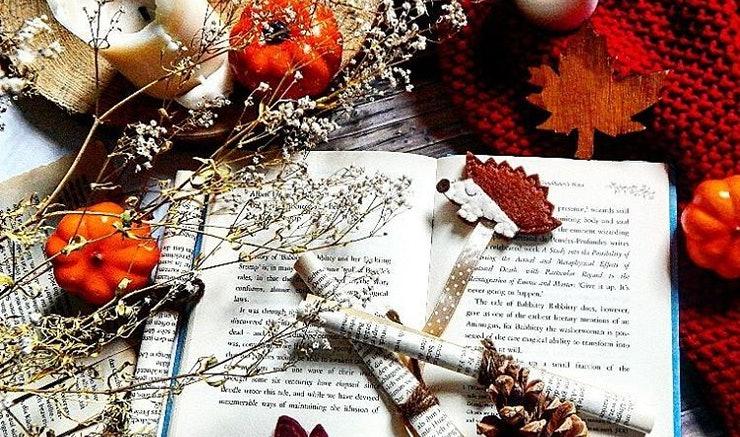 10 Reasons Fall Is The Best Season For Book Lovers