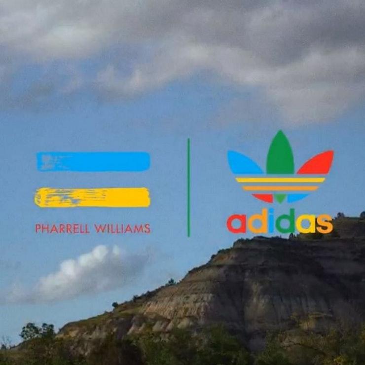 Pharrell x Cheap Adidas 'Hu' NMD Black Unboxing
