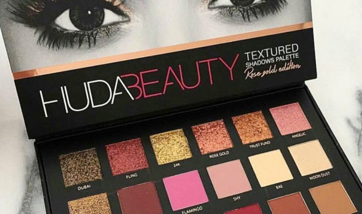 what time does the huda beauty rose gold eyeshadow palette. Black Bedroom Furniture Sets. Home Design Ideas