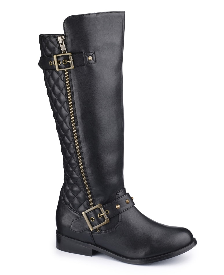 25 Wide-Fit and Wide-Calf Boots and Booties For Those of Us In ...
