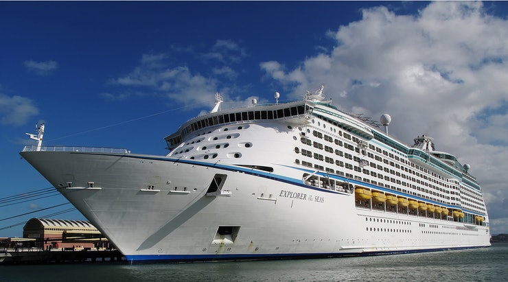 Royal Caribbean Cruise Ship Returns With 600 Sick