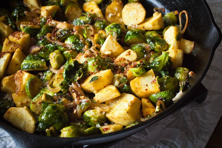 12 Brussels Sprout Recipes That Prove Your Childhood Aversion Was ...