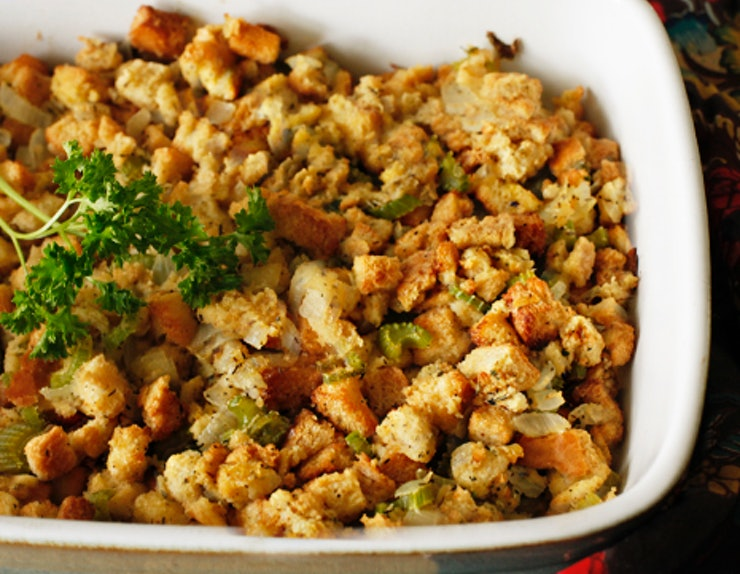 7 easy thanksgiving stuffing recipes that 39 ll spice up your for Non traditional thanksgiving dinner ideas