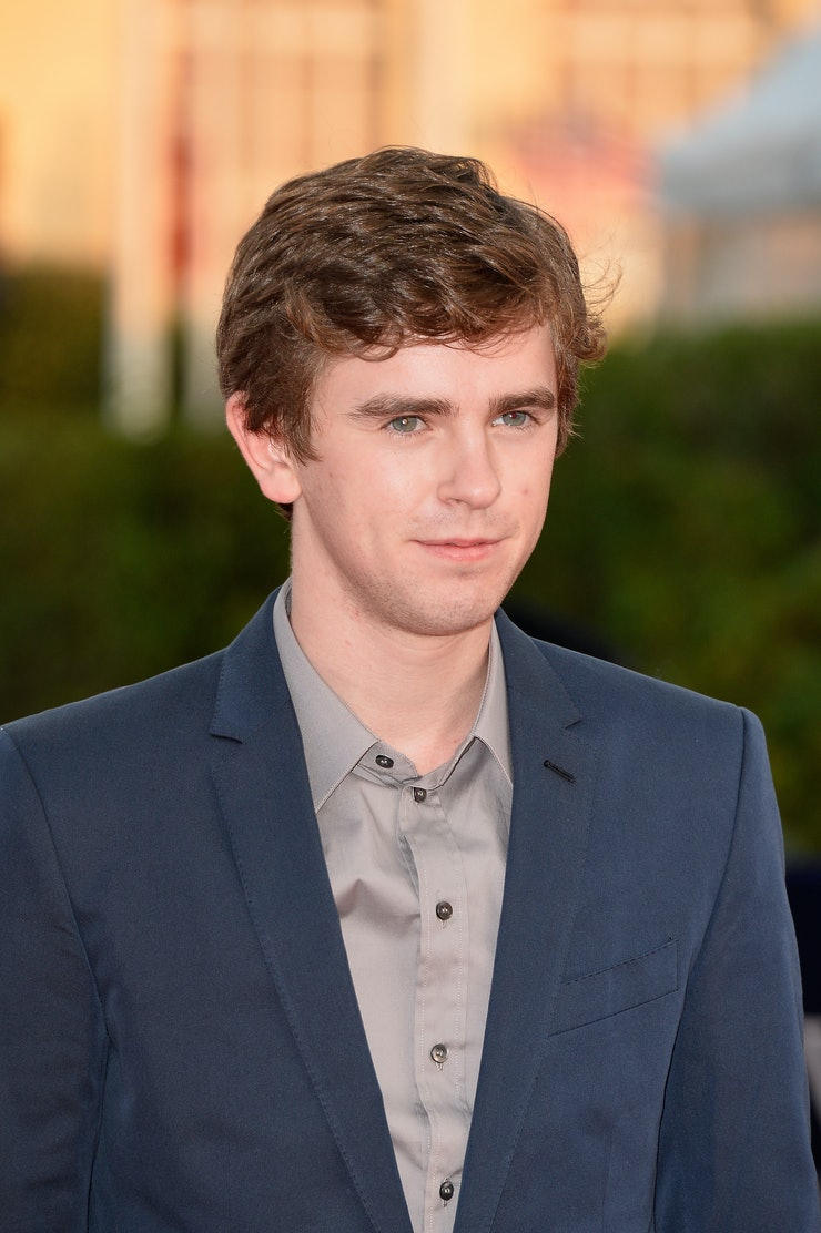 freddie highmore - photo #13