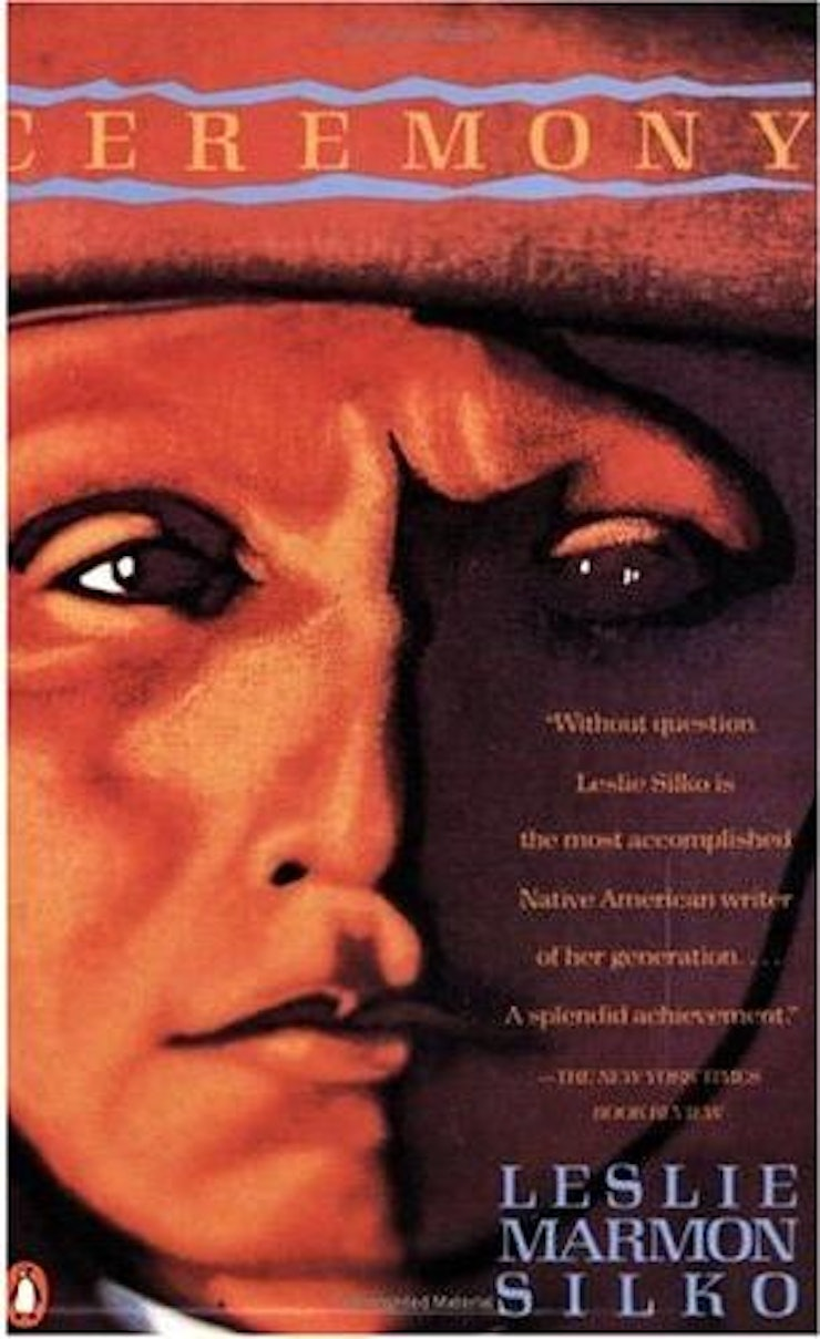 an analysis of ceremony a novel by leslie marmon silko Ceremony, silko's first published novel, won the attention of critics and other native american writers, particularly n scott momadayinterestingly, the basic situation of silko's novel.