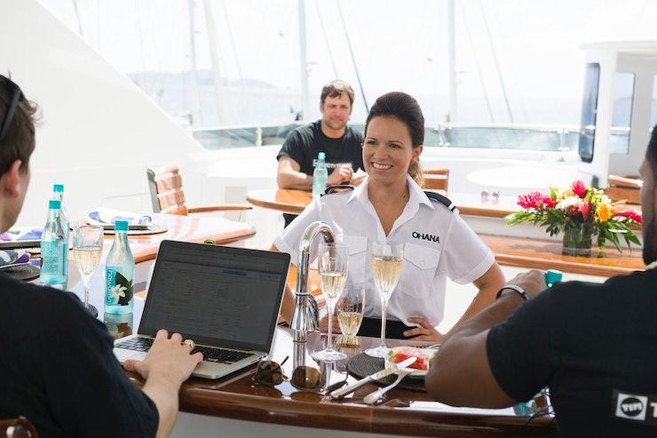 The best: amy johnson below deck dating advice