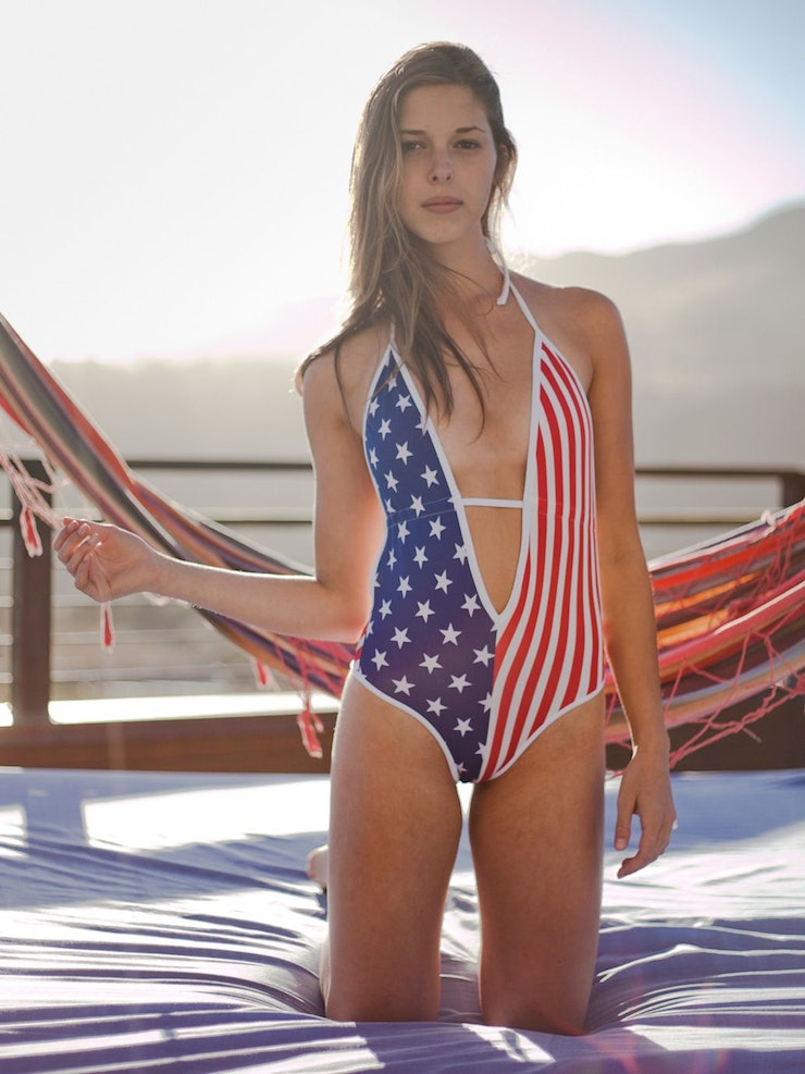 Flag Swim Trunks ($ - $): 30 of items - Shop Flag Swim Trunks from ALL your favorite stores & find HUGE SAVINGS up to 80% off Flag Swim Trunks, including GREAT DEALS like North 15 Men's USA American Flag Swim Trunk Boardshorts with Cargo PokcetPrint3-Lg ($).