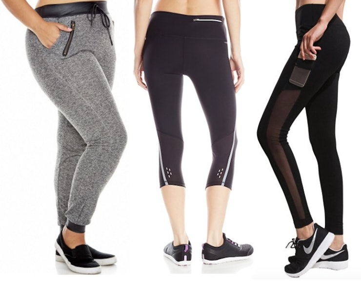 14 Stylish Workout Pants & Leggings With Pockets
