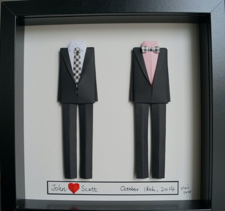 11 Gay Marriage Wedding Gifts For Same-Sex Couples That Celebrate Love ...