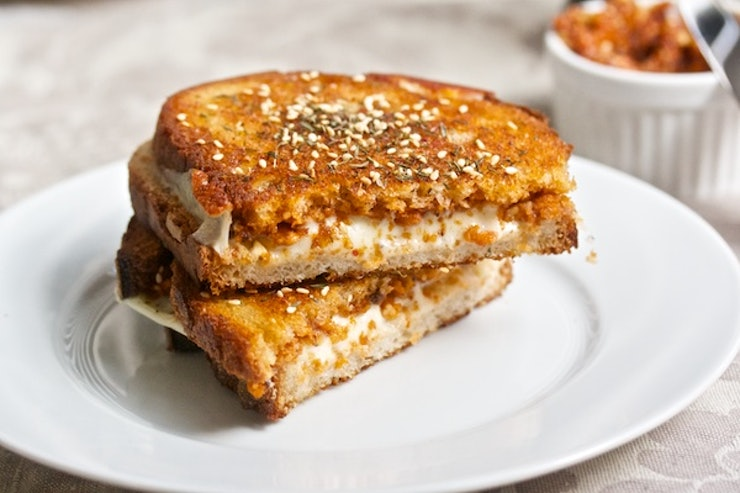 ... , and Here Are 10 Grilled Cheese Recipes to Help You Celebrate