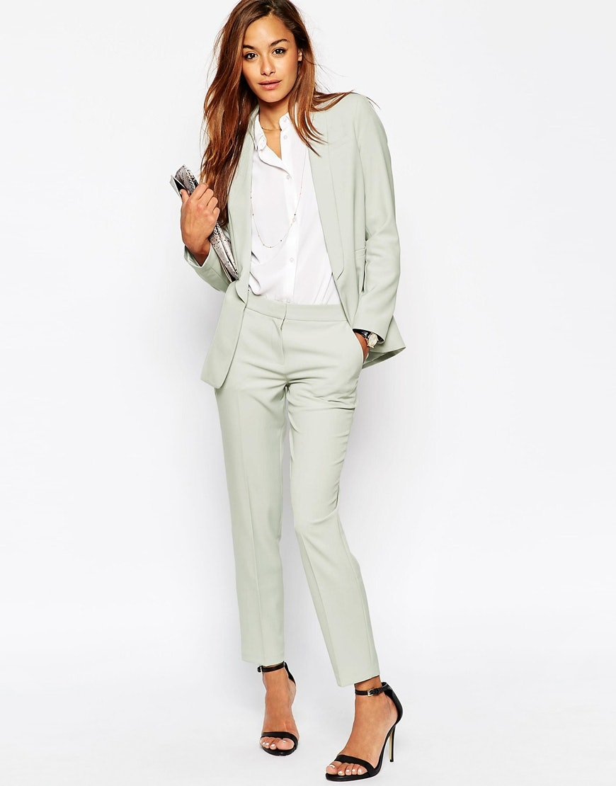 11 Stylish Pantsuits For Spring That Will Make You Feel Equal