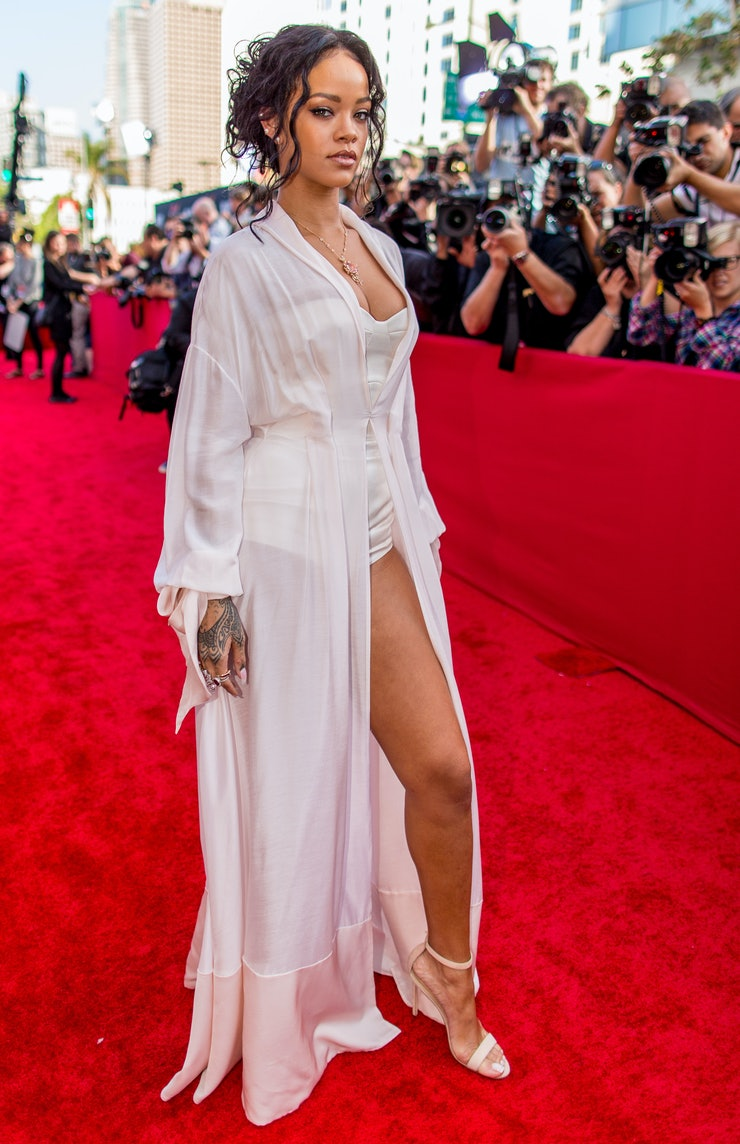 17 Shocking Rihanna Outfits That Surprised Even Her Most
