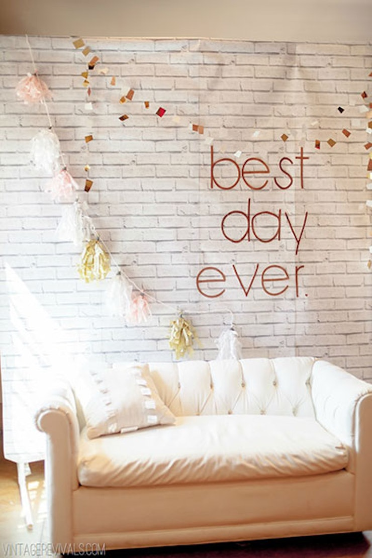 how to build photo booth for weddings