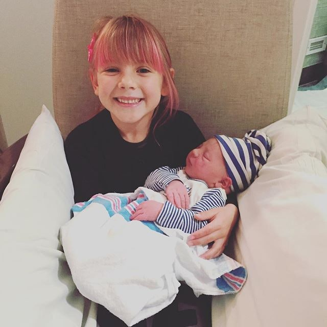 Here's What Pink Named Her Second Baby