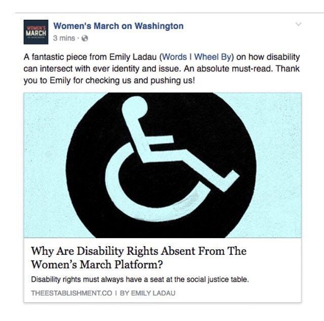 Women's March Planned for Spokane on Saturday