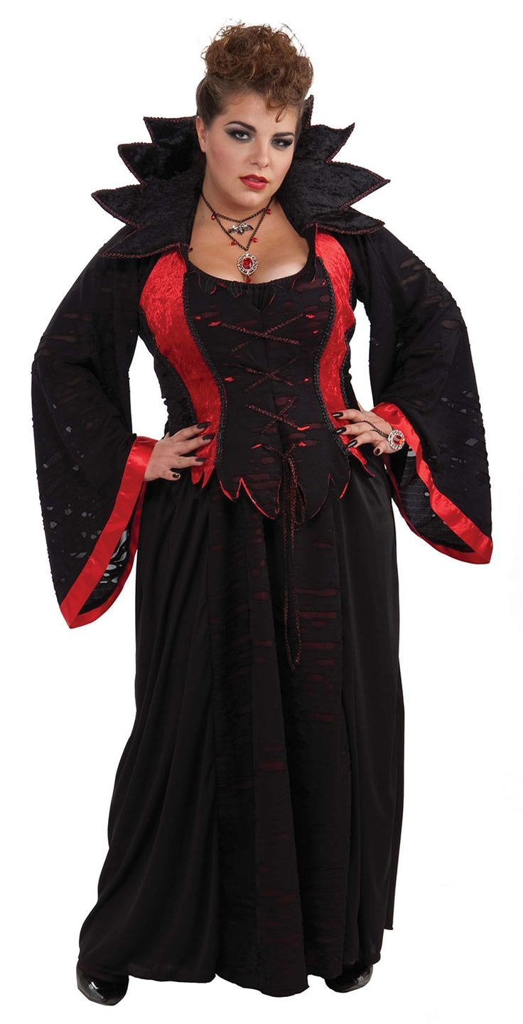 sc 1 st  Bustle & 22 Cool Plus-Size Halloween Costumes