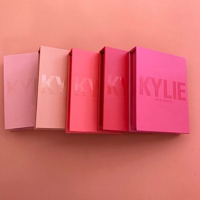 People are really not happy about Kylie Jenner's new product names