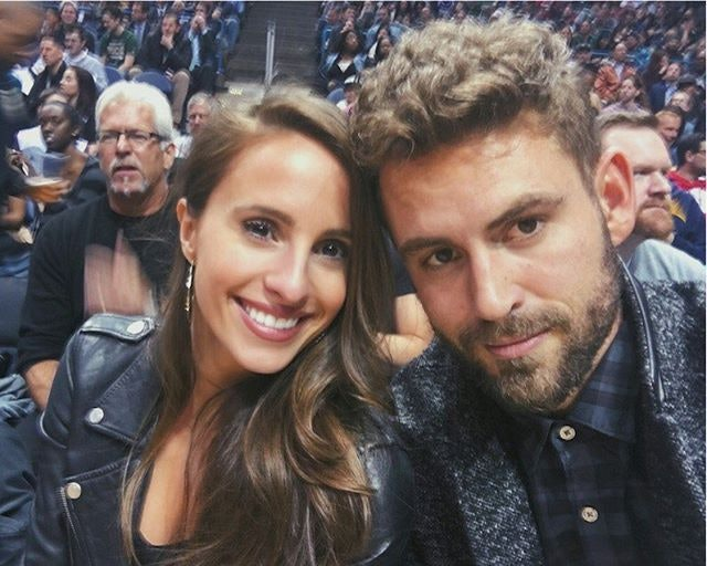 Nick Viall And Vanessa Grimaldi Go On A Sweet Date