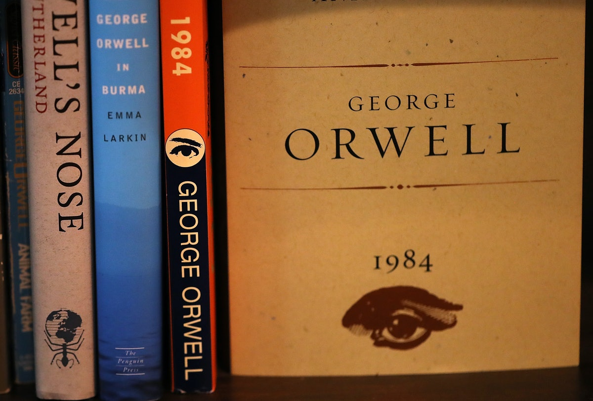 an introduction to the life and literature by eric arthur blair or george orwell Introduction an analysis of eric arthur blairs writing an analysis of eric arthur blair's writing every piece of literature has a purpose and george orwell's.