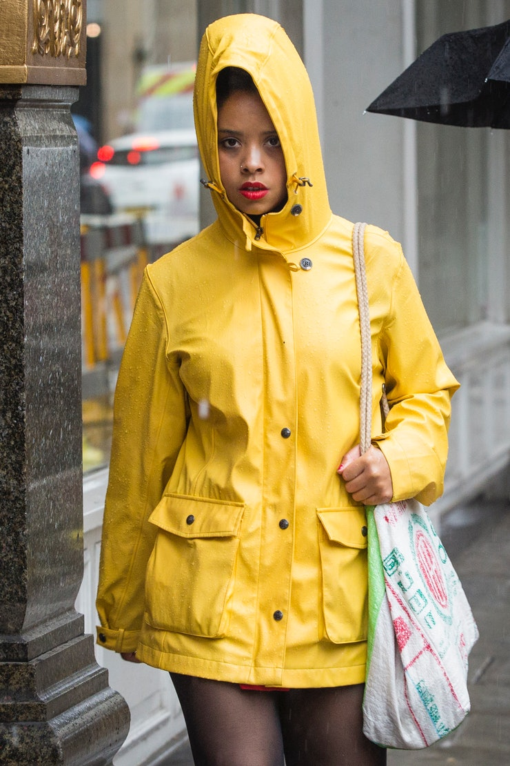 12 Raincoats That Are Cute and Functional For a Next Stormy Day
