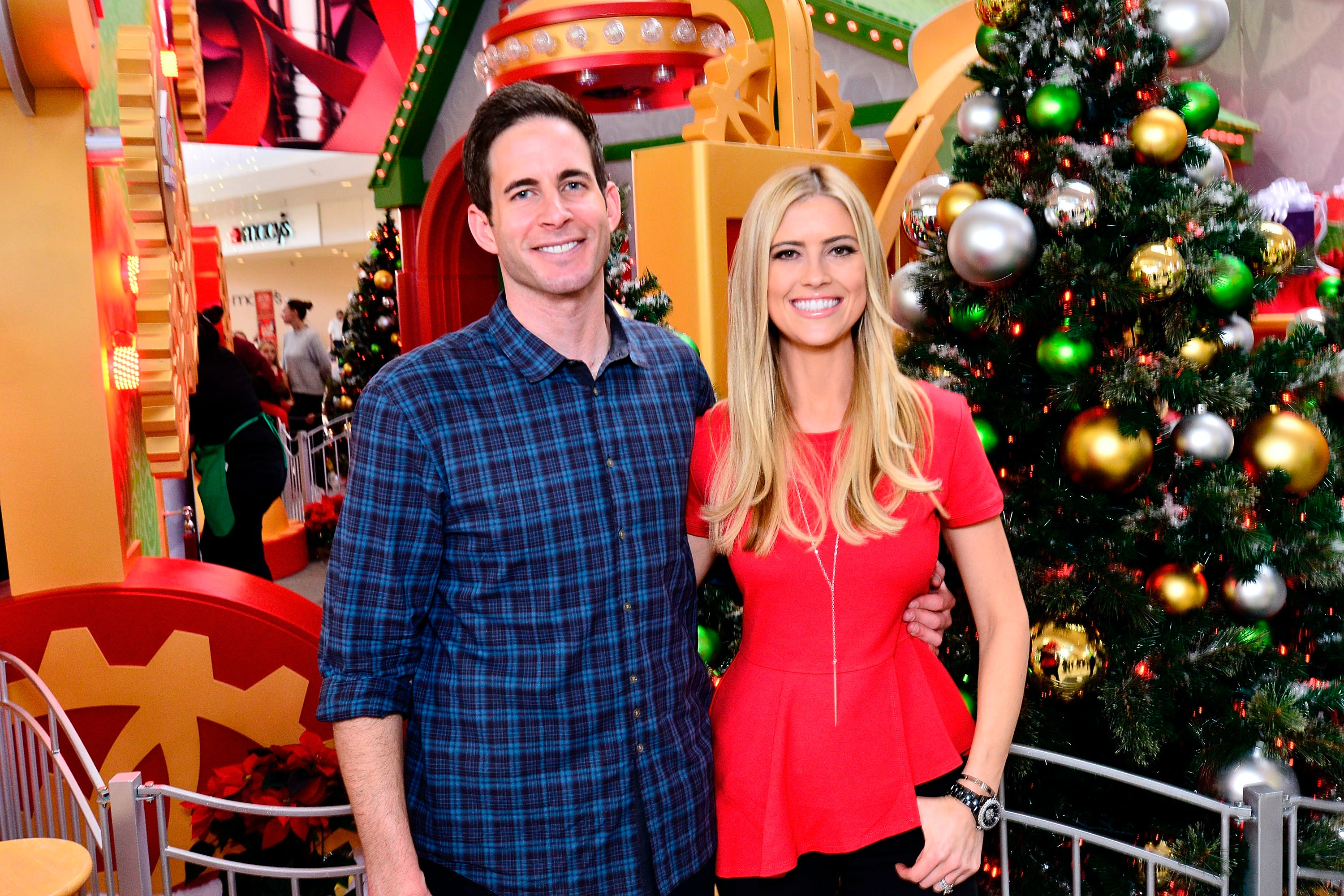 this tarek el moussa quote about fatherhood is something all parents will understand - Tarek El Moussa Parents