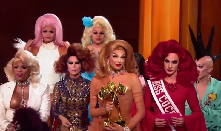 Image result for rupaul's drag race season 9 reunion