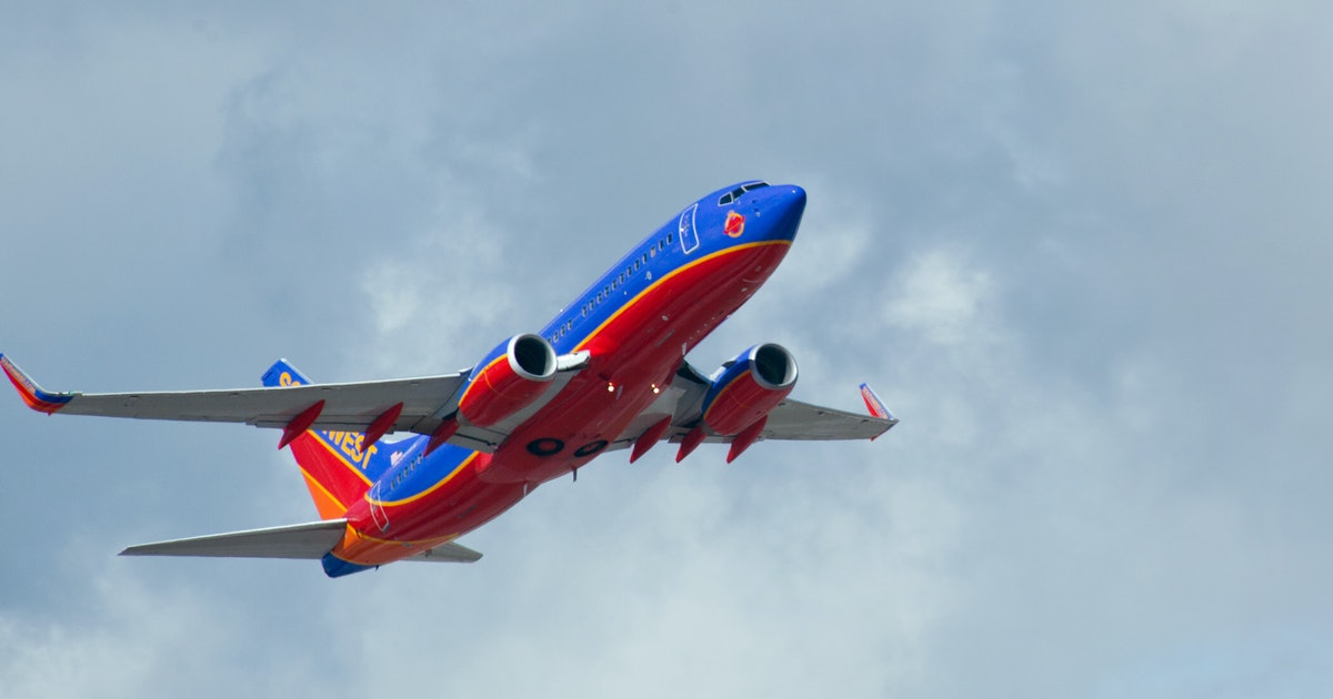 video case southwest airlines gate turnaround