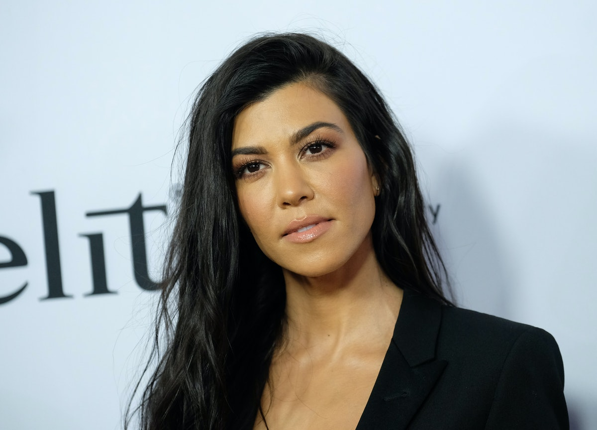 This Pregnancy Rumor About Kourtney Kardashian Is Leaving Twitter With A Lot Of Questions