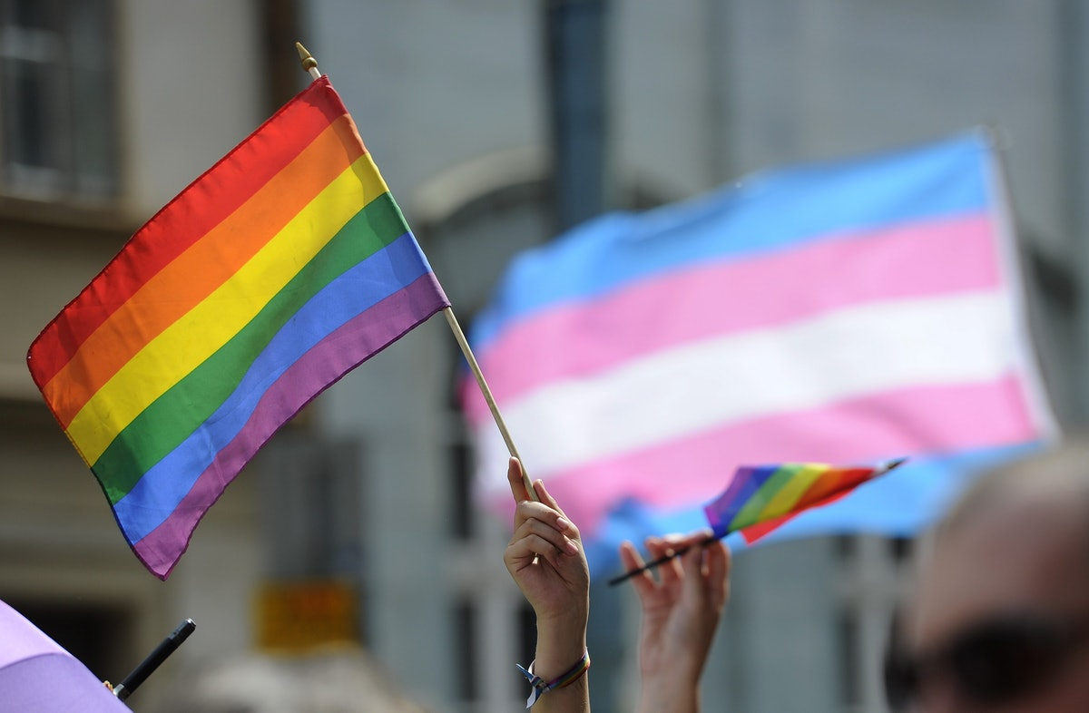 an argument against the discrimination of the lesbian gay bisexual and transgender lgbt community Discrimination provisions in title vii protect lesbian, gay, bisexual, and transgender (lgbt) discrimination against lesbian, gay, bisexual or.