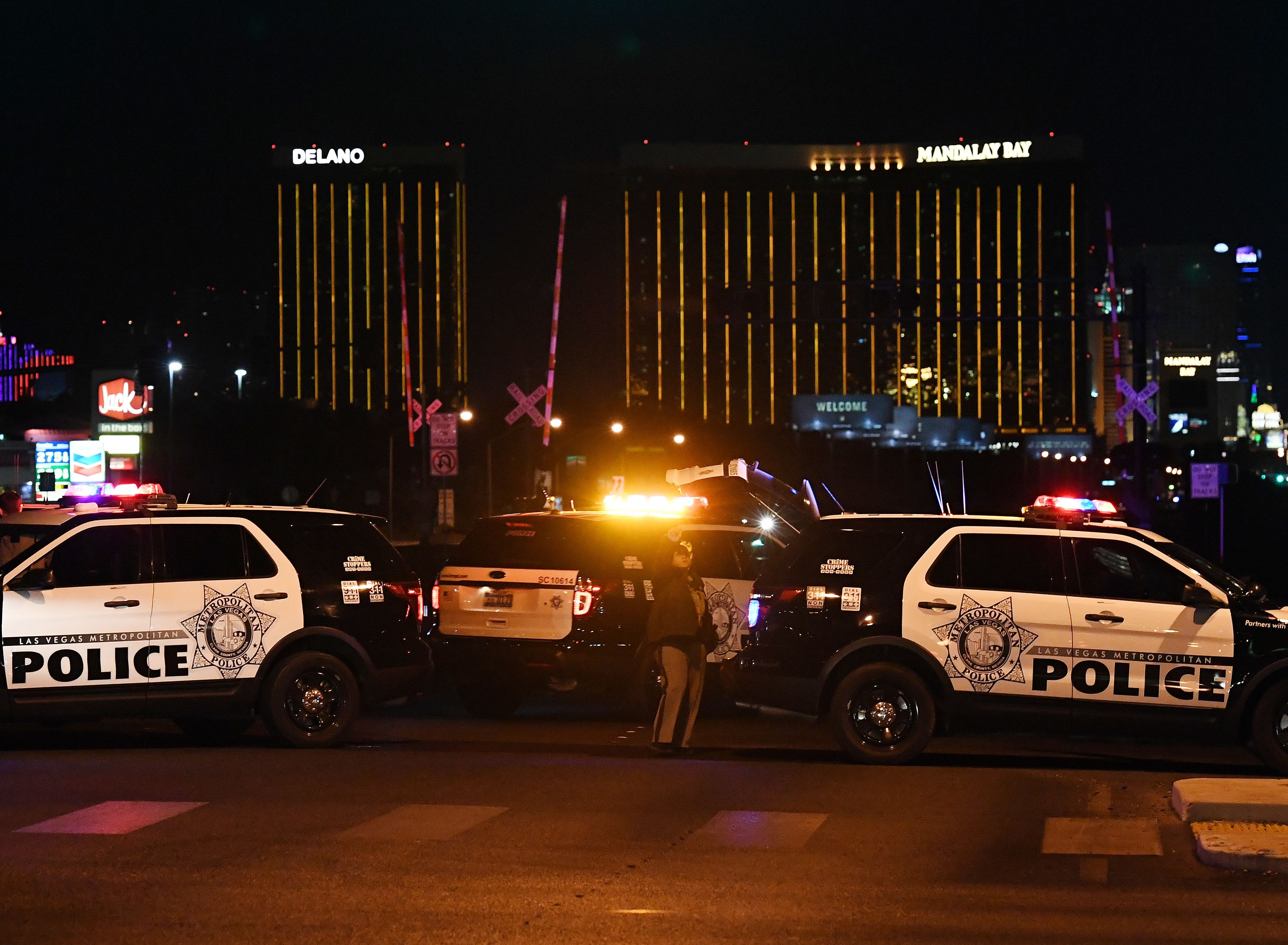 Image result for Las Vegas shooting: Hoaxes spread on social media