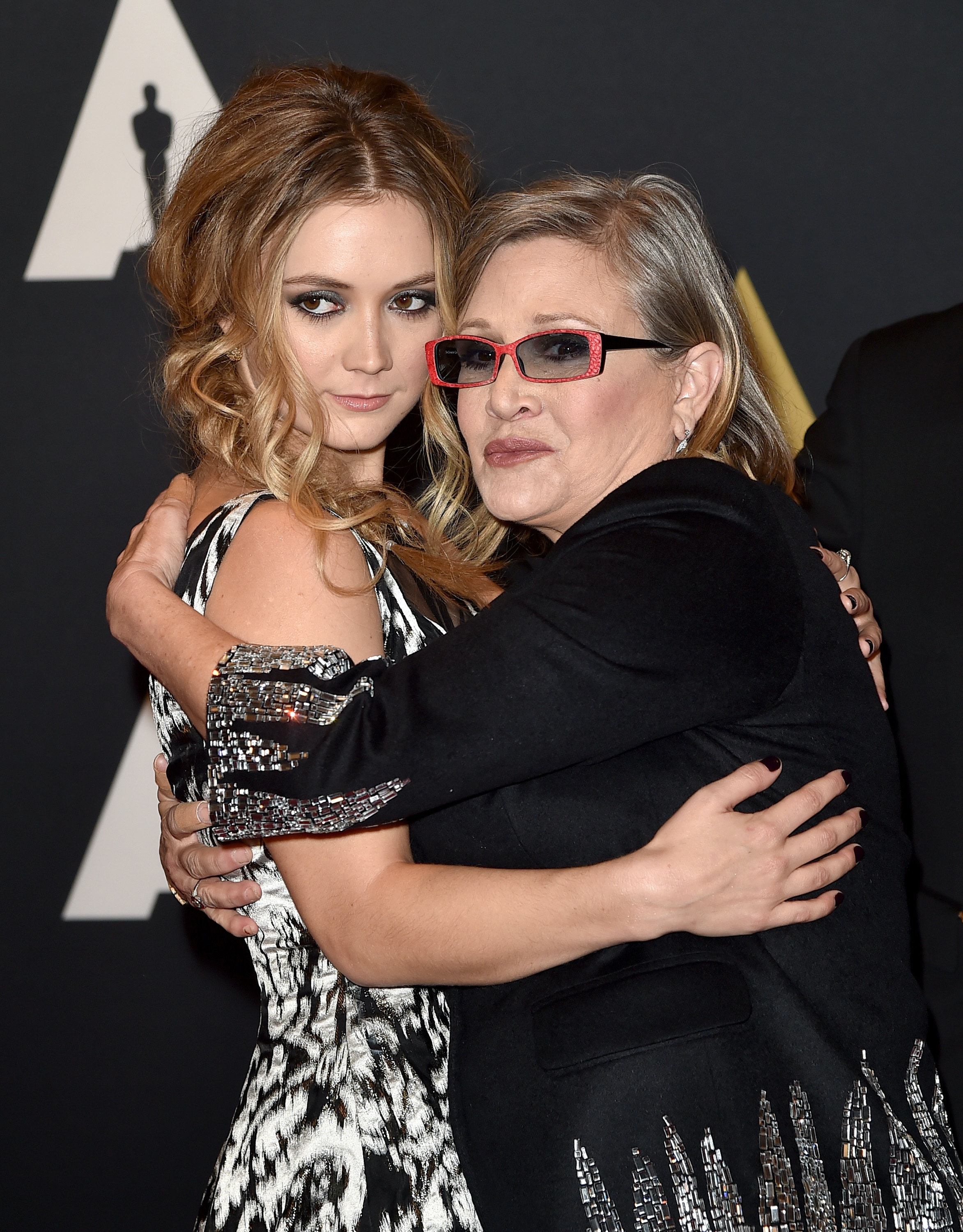 Billie Lourd Remembers Carrie Fisher's Birthday With Sweet Instagram Post